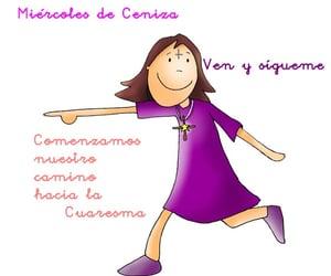 fe, ceniza, and frases español image