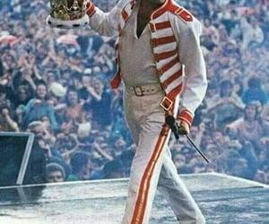 band, Freddie Mercury, and music image