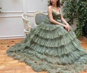 dress, classy, and princess image