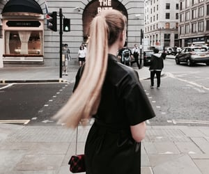 adventures, city, and hair image