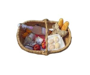 food, png, and picnic image