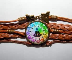 etsy, hindu bracelet, and seven energy levels image