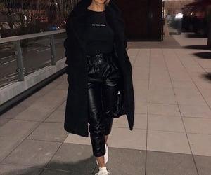 black, fashion, and inspo image