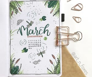march and journal image