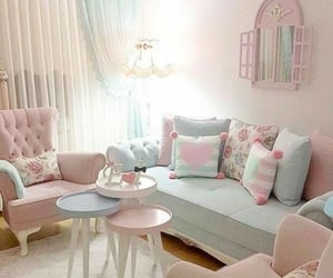 blue, sweet, and pink home image