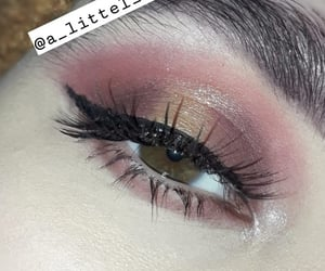 dz, makeup, and weheartit image