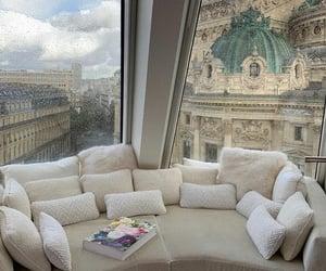 home, paris, and travel image