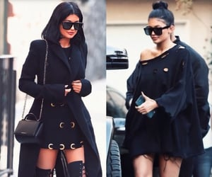 black, clothes, and famous image