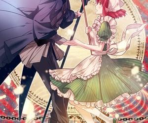 anime, cinderella, and couple image
