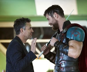 actor, Hulk, and Marvel image