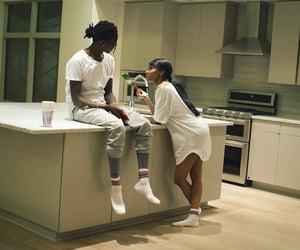 couple and young thug image