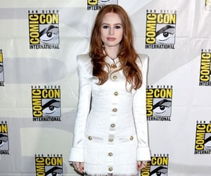 black, redhead, and comic con image