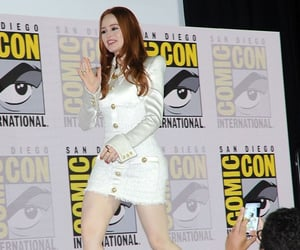 comic con, outfit, and white image