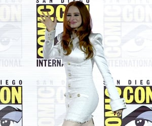 comic con, riverdale, and redhead image