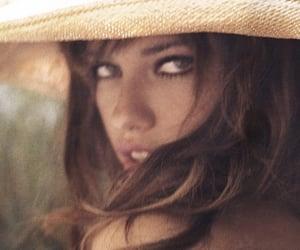 Adriana Lima, adriana lima supermodel, and beach image