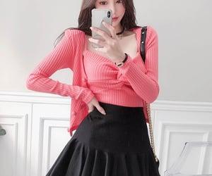 asian fashion, kpop fashion, and kfashion image