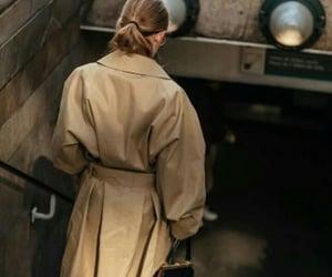 fashion, coat, and classy image