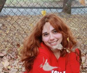 autumn, redheads, and orangehair image