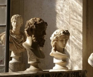 aesthetic, roman, and theme image