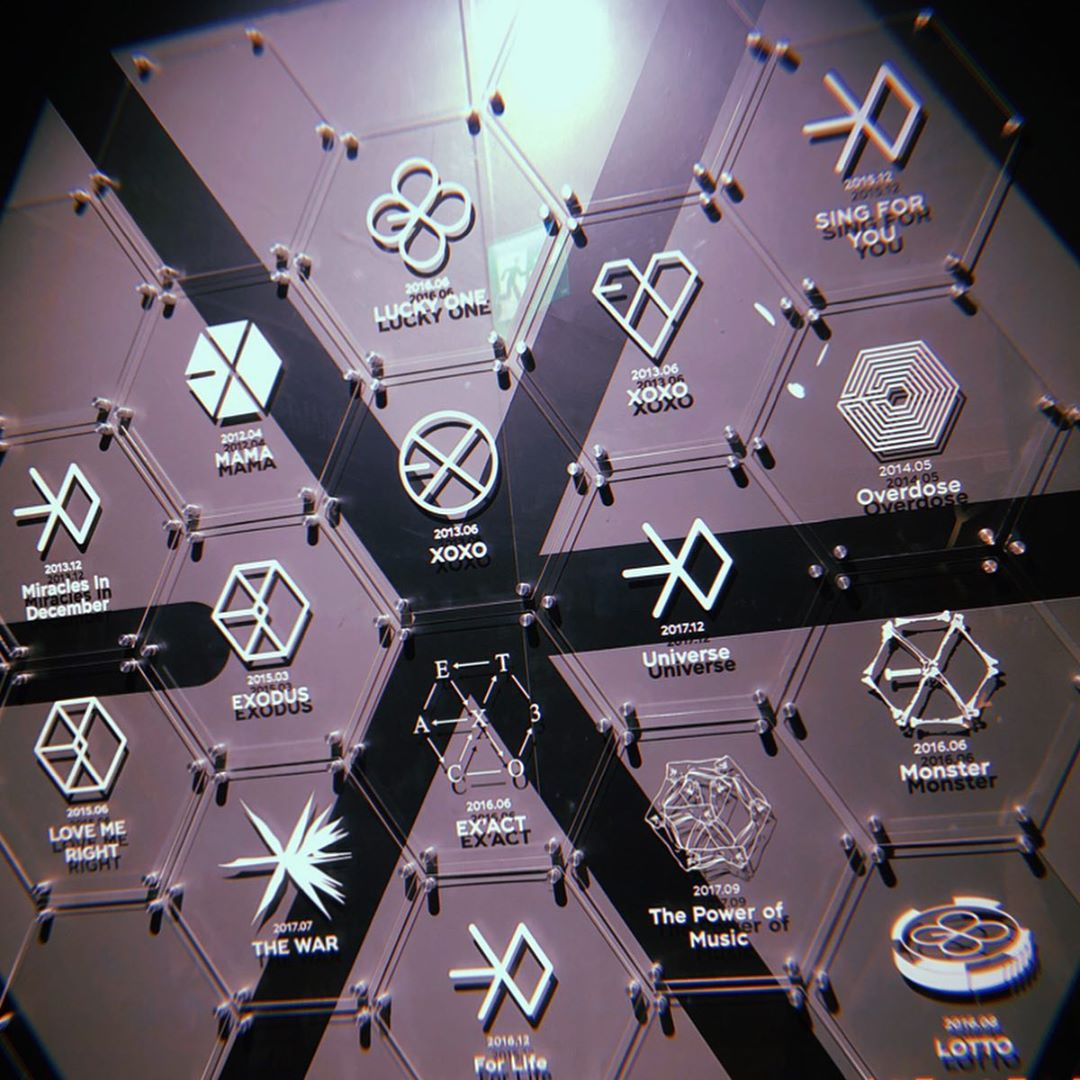 aesthetic, asia, and exo image