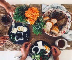 bakery, baking, and breakfast image