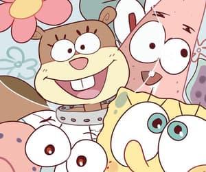 gary, patrick, and spongebob image