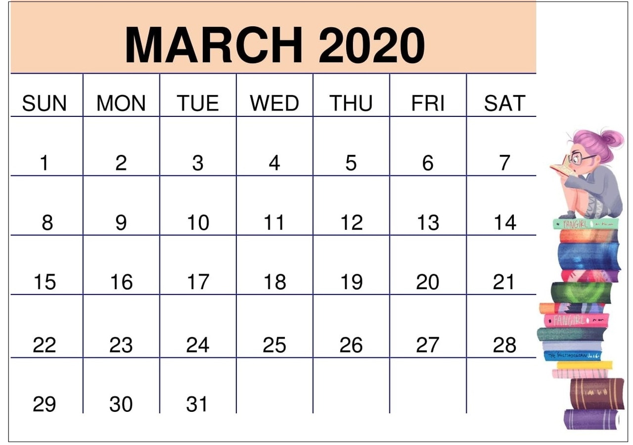 article, marchcalendar2020, and free2020calendar image