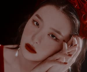 fashion, kpop, and red velvet image