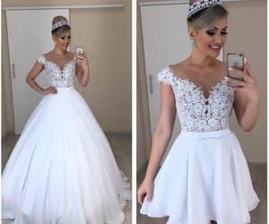 wedding gowns, robe de mariée, and cheap wedding dresses image