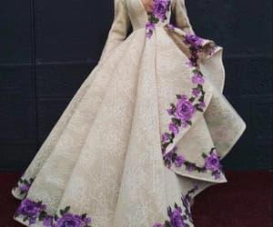 robe de soirée, ball gown prom dress, and elegant prom dress image
