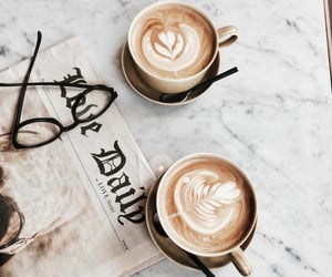 coffee, Coffee is love, and coffee time image