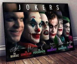 30 seconds to mars, heath ledger, and jared leto image