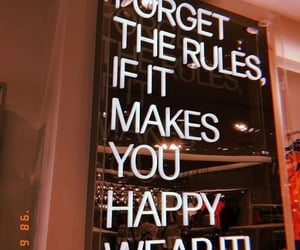 quotes, happiness, and lights image