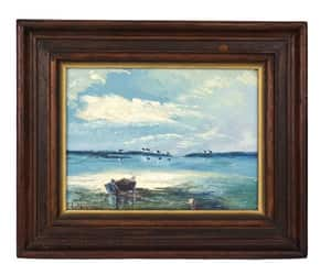 etsy, french art, and sail boat image