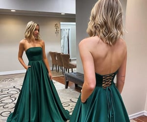 beauty, evening dresses, and prom dresses image