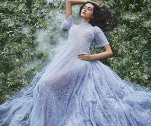 aesthetic, dress, and pretty image