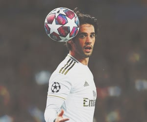 football, soccer, and isco image