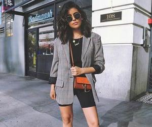 bag, clothing, and stylish image