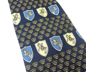 etsy, vintage necktie, and novelty necktie image