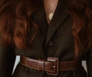 classic, coat, and copper image
