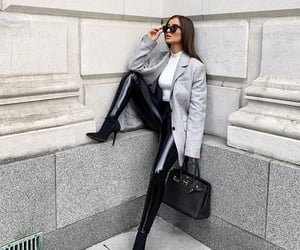 beauty, casual, and fashion image