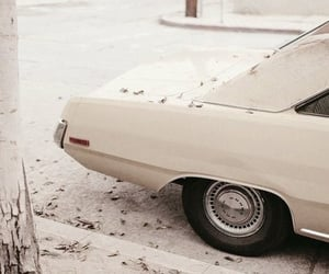 car, beige, and aesthetic image