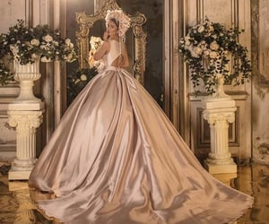 Couture, glamour, and princess image