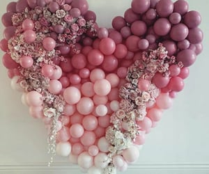 balloons and heart image