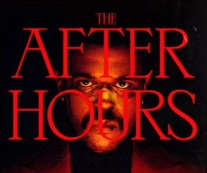 After Hours, heartless, and tour image