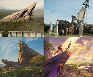 lion king, movie, and seokjin image