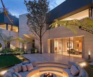 design, mansion, and goals image