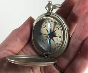 etsy, vougeteam, and antique compass image