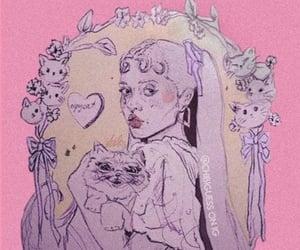 copy cat, melanie martinez, and melanie martinez fan art image