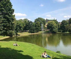 dresden, germany, and green image